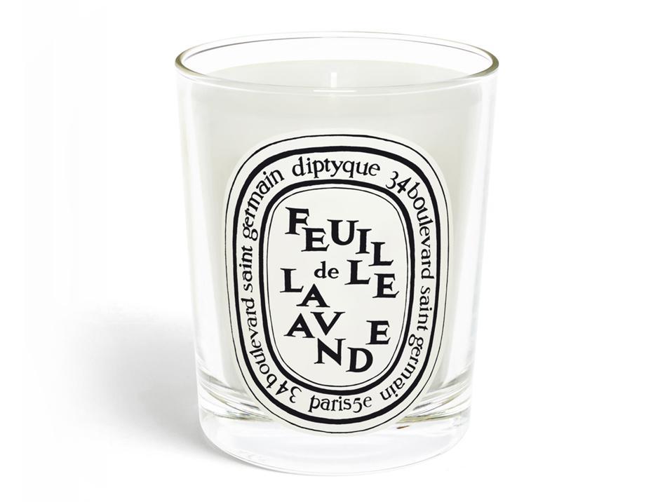 Feuille de Lavande Scented Candle by DIPTYQUE