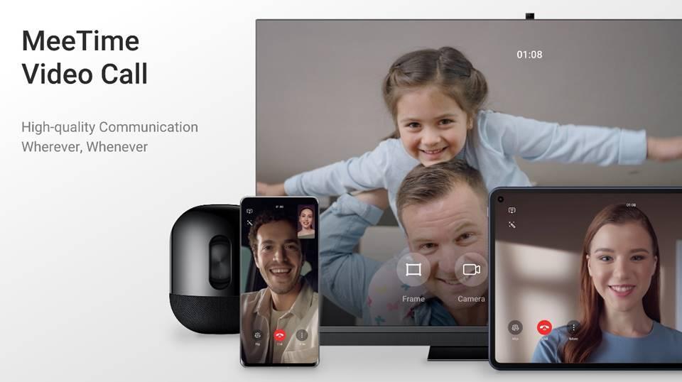 Huawei Mee Time Video Calling