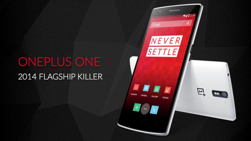 The OnePlus One 'Flagship Killer'