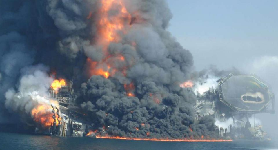 The Deepwater Horizon disaster released over 21 million gallons of oil into the Gulf of Mexico