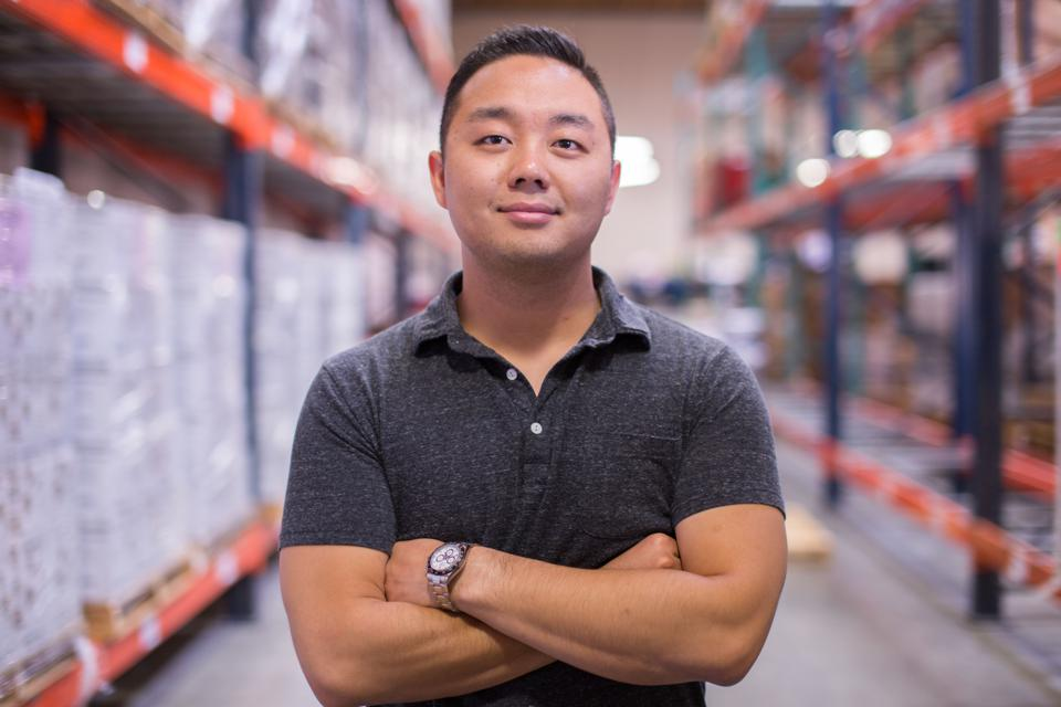 Eugene Kang is the CEO and co-founder of Country Archer Provisions.