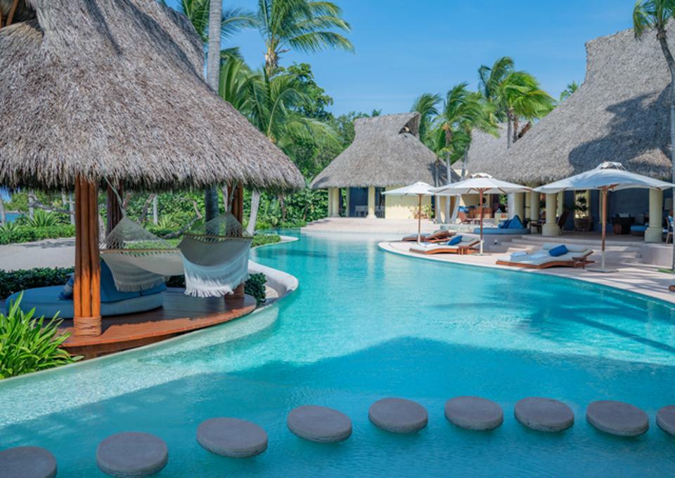 The Palmasola Pool Deck