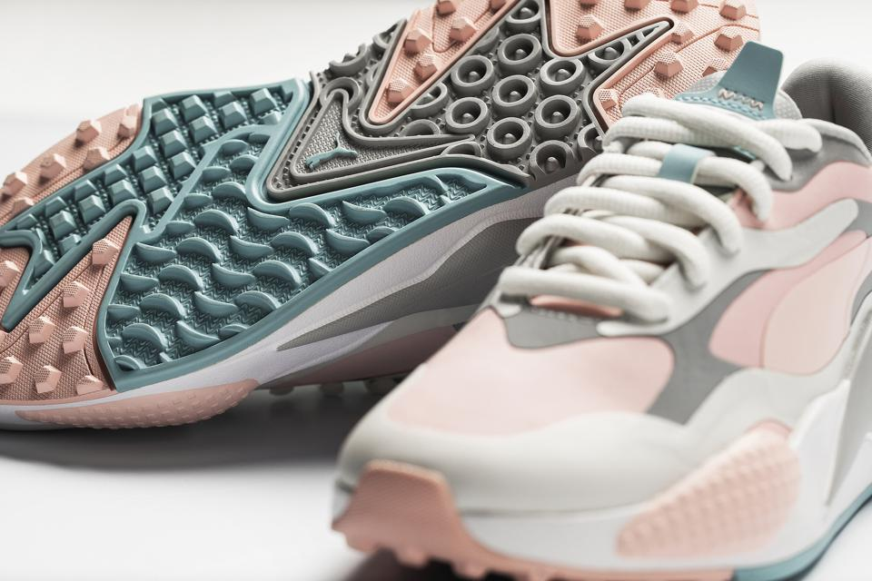 Puma Golf Breaking Mold Of Tradition With Retro Running Inspired Shoes