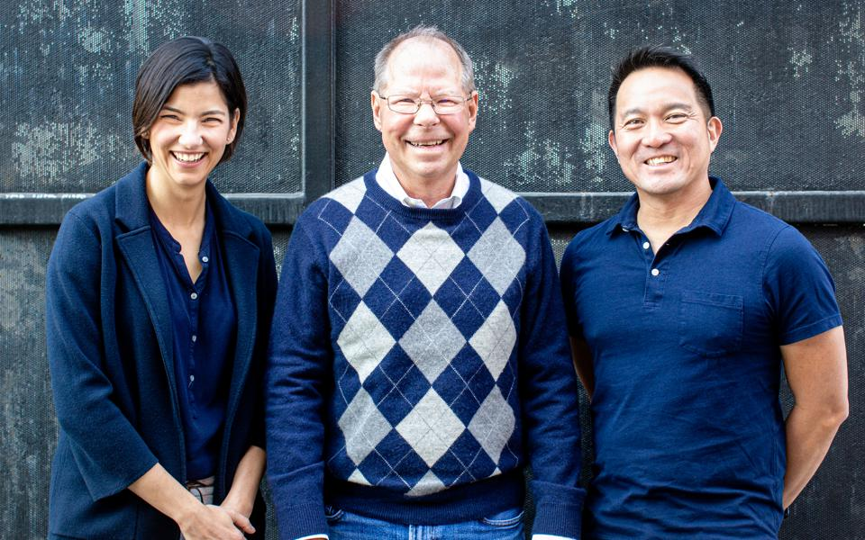 Brightseed's Co-Founders bring a complimentary skill set to their venture