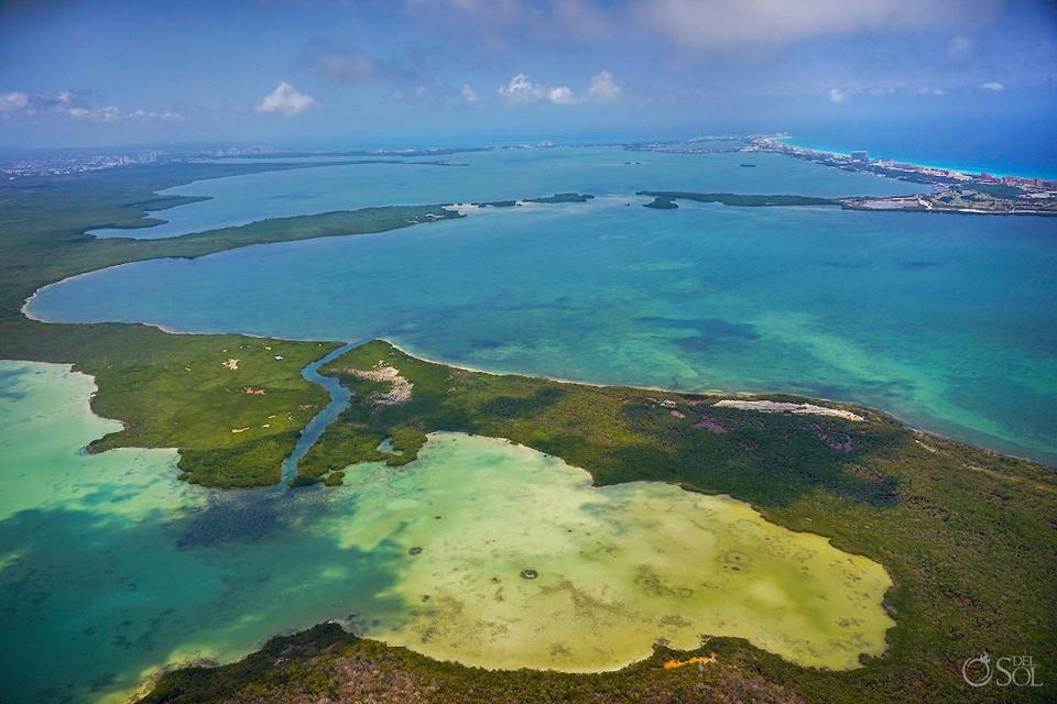 Nichupte Lagoon, Cancun