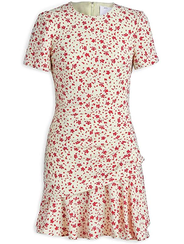 C/Meo Collective Mini Skater Dress