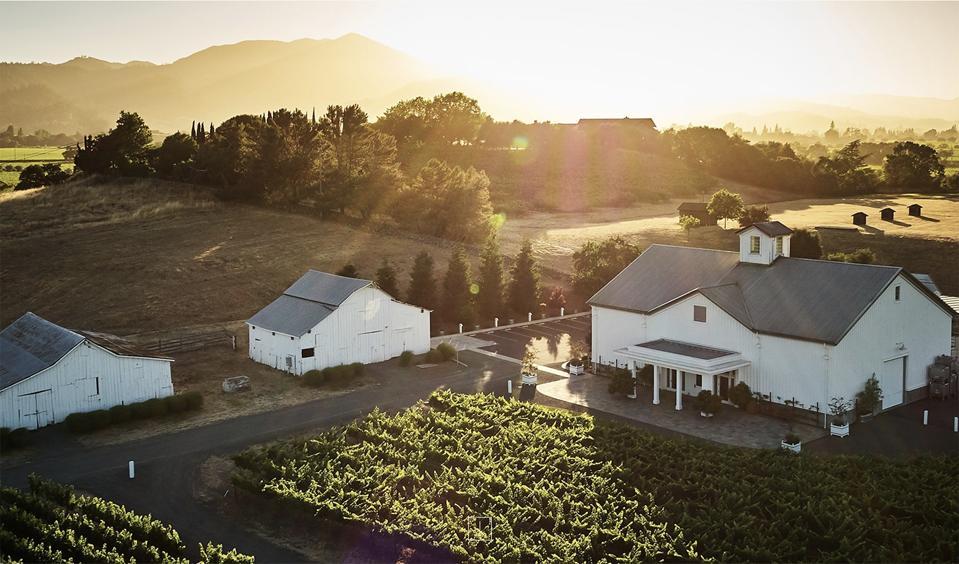 Gamble Family Wines sources grapes from three prestigious AVAs in Napa Valley