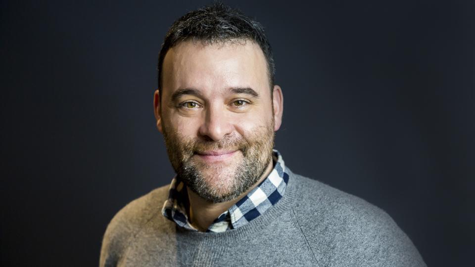 David Dufresne of Panache Ventures