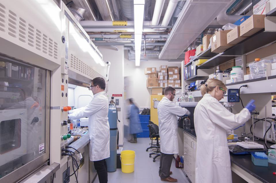 Avicanna-UofT Lab