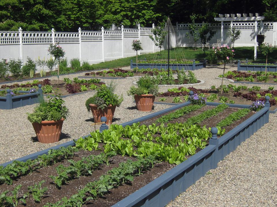 Sustainable garden
