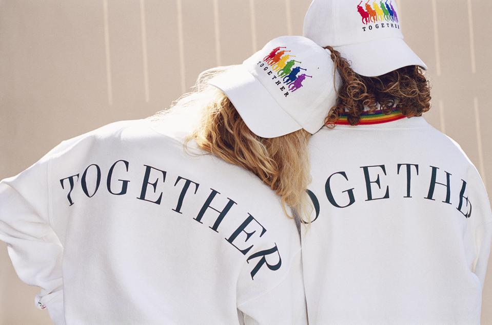 Ralph Lauren Stand Together- Pride Collection