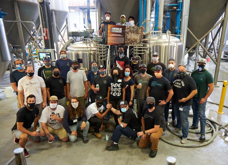 Brewers participate in San Diego's Black Is Beautiful Mega Collaboration