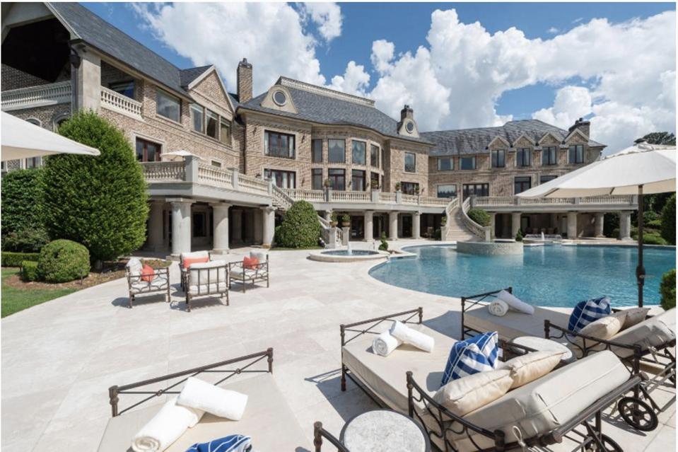 Tyler Perry's former Atlanta estate sells for $15 million