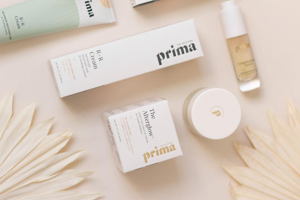 Prima, B Corp, Christopher Gavigan, Jessica Assaf, Laurel Angelica Myers, CBD beauty, CBD