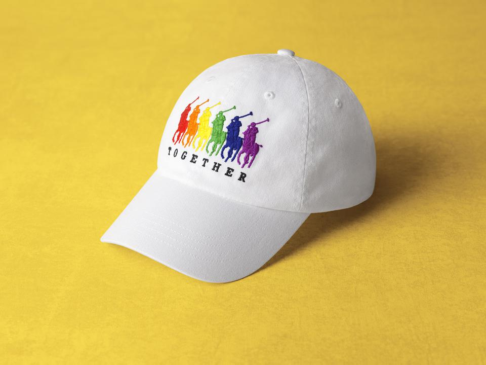 Ralph Lauren Stand together Pride Collection