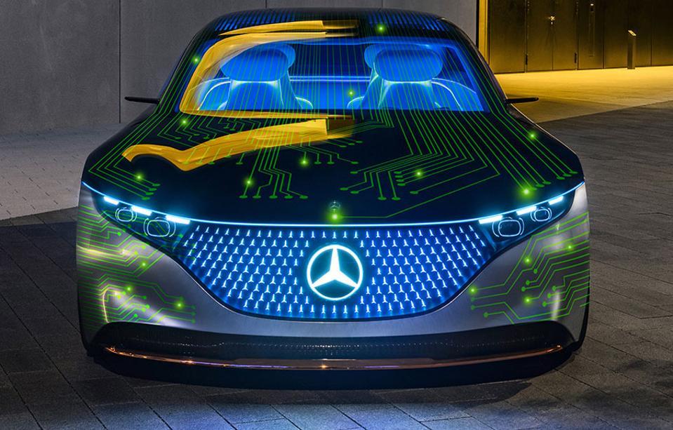 NVIDIA DRIVE Enabled Mercedes-Benz
