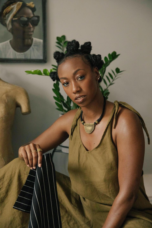 Dominique Drakeford, influencer, entrepreneur, environnemental educator