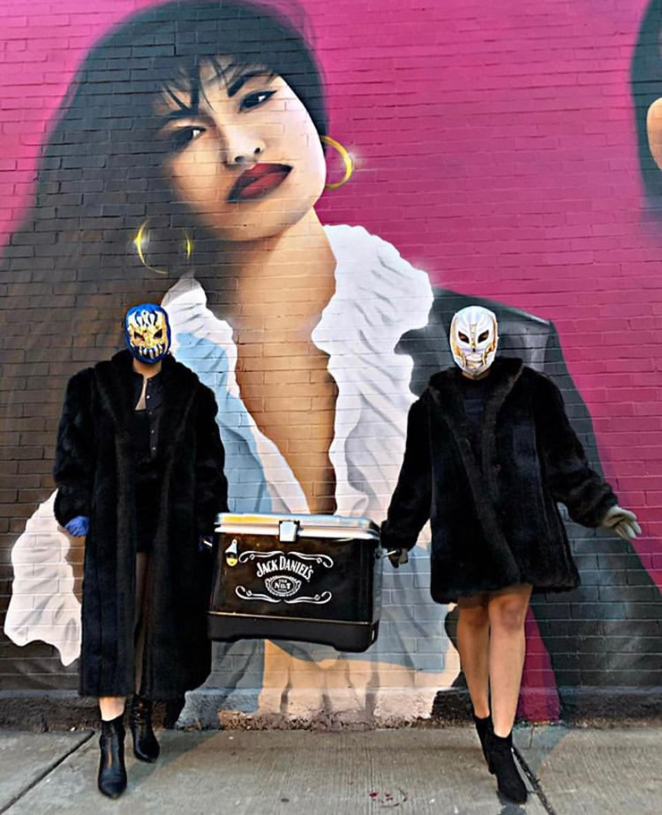 Wearing luchador masks and fur coats, modern bootleggers deliver cocktails all over the Chicagoland area.