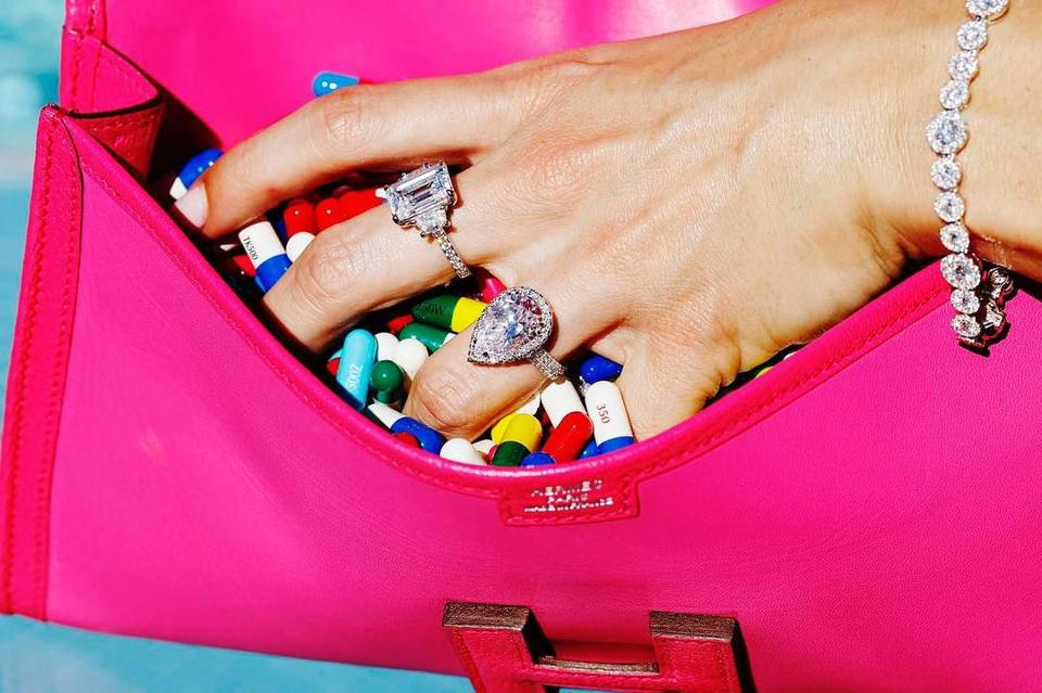 Beverly Hills Pills by Tony Kelly