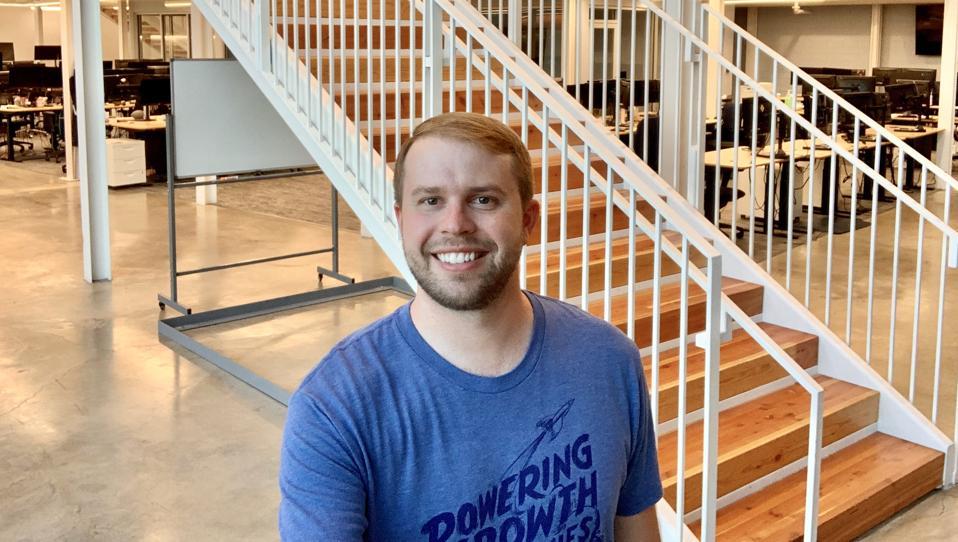 ScaleFactor CEO and founder Kurt Rathmann