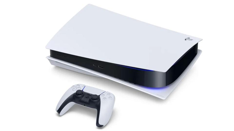 Sony's PlayStation 5 (PS5) and the DualSense controller