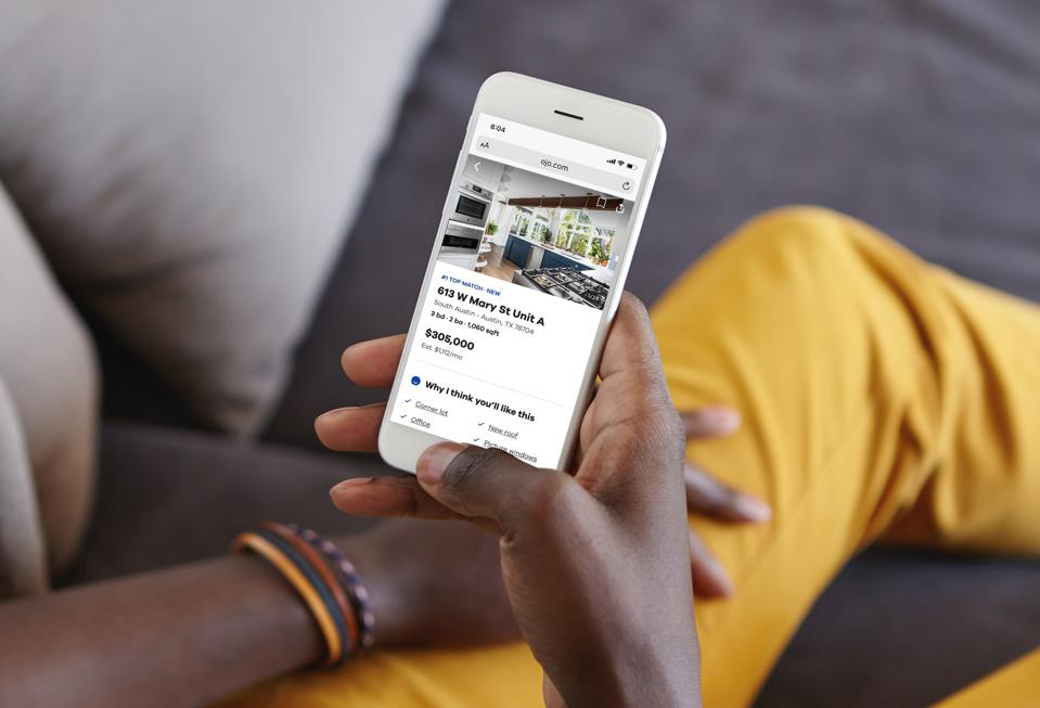 Real estate tech firm OJO Labs raises $62.5 million and acquires home listing site Movoto.