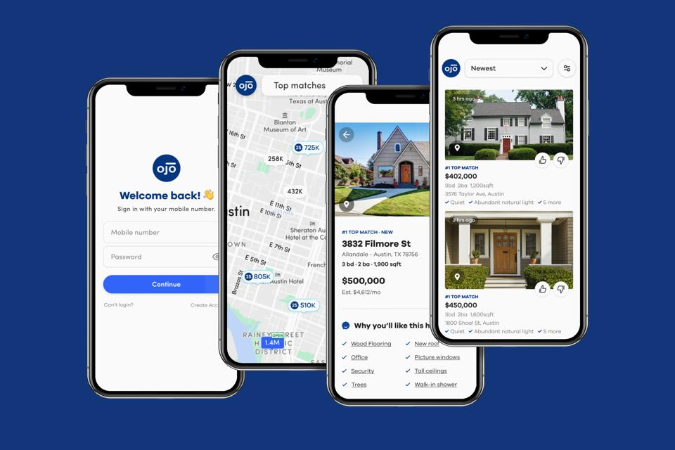 OJO Labs provides home buyers with a digital personal assistant