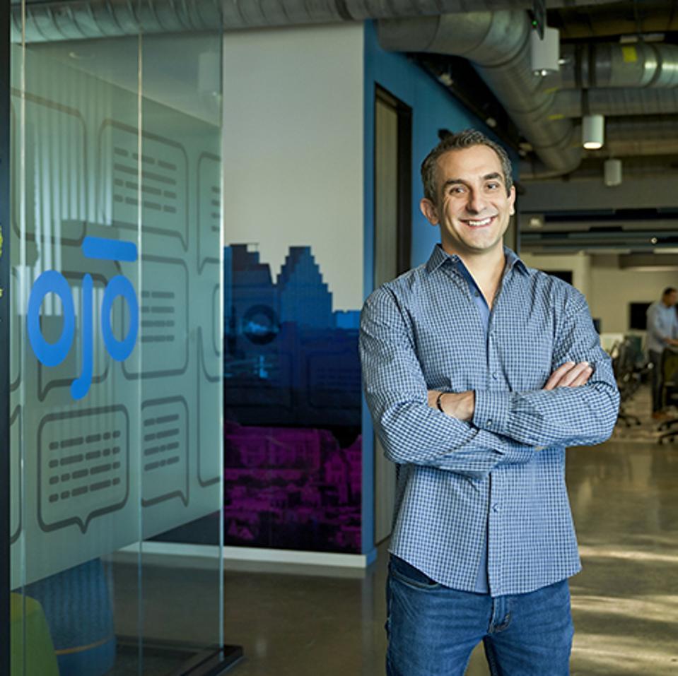 John Berkowitz, OJO Labs' co-founder and CEO