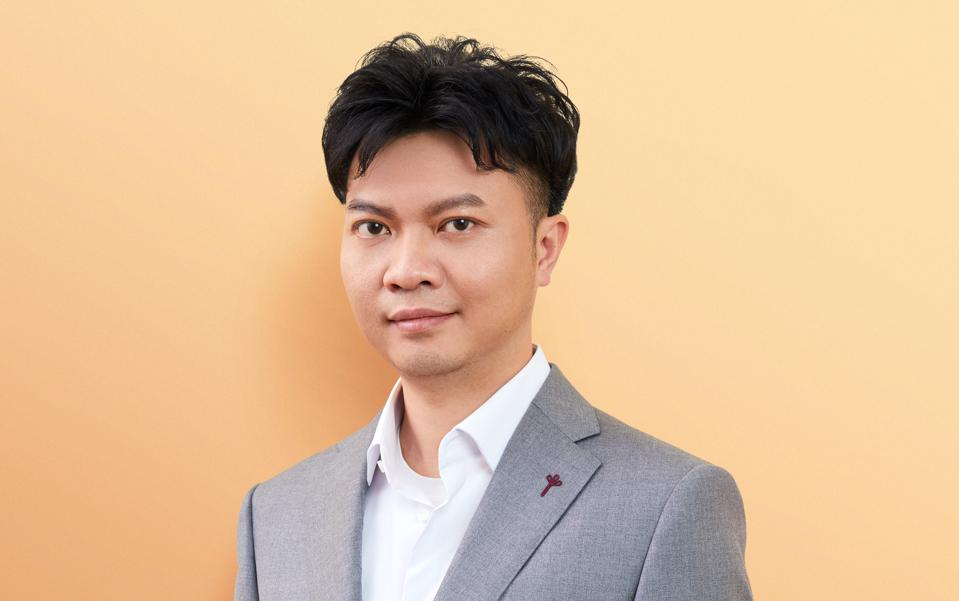 Yatsen Global co-founder Vincent Chen