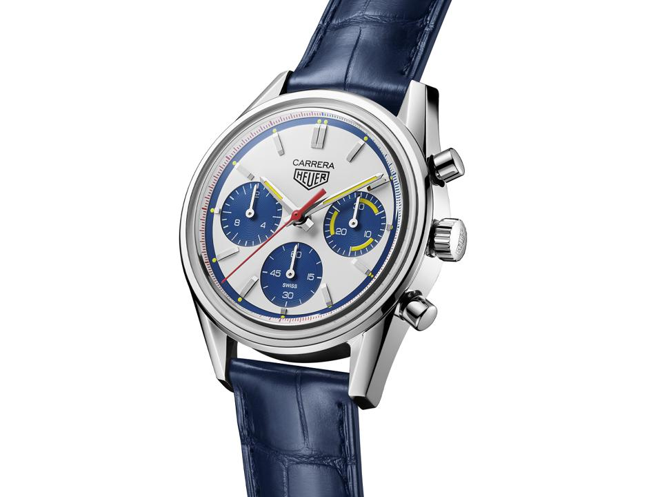 The Tag Heuer Carrera 160 Years Montreal Limited Edition