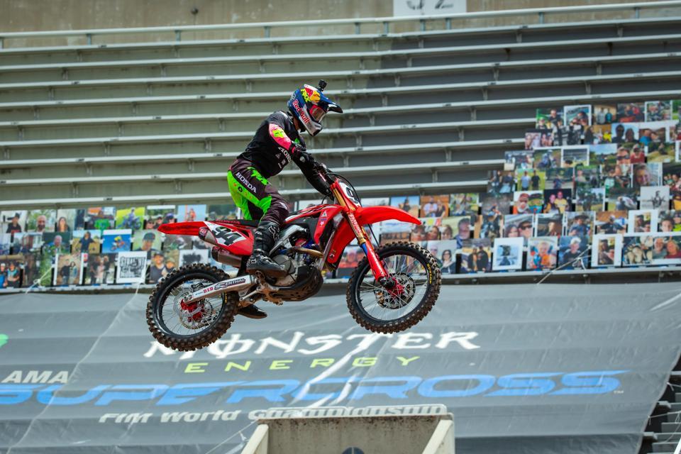 AMA Supercross Salt Lake City Utah