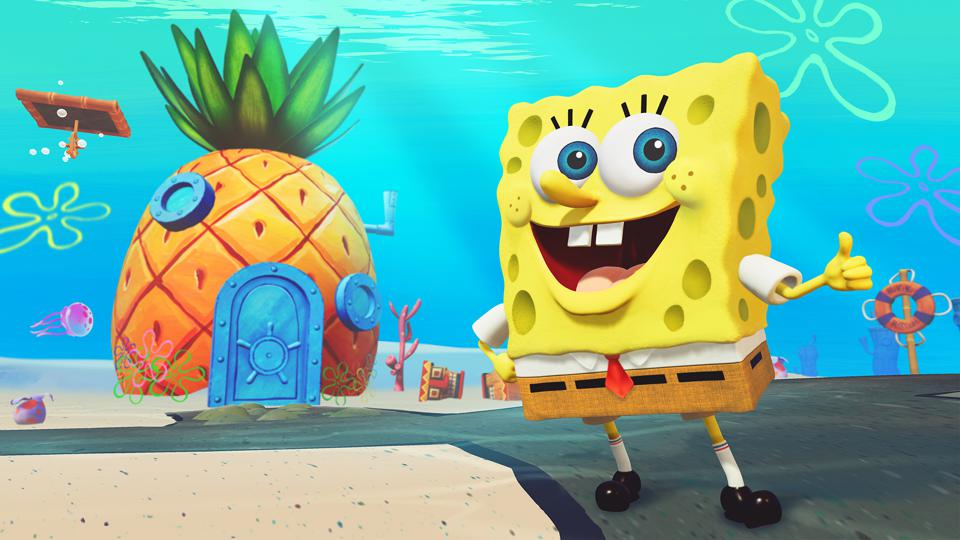 Review: 'SpongeBob SquarePants: The Battle For Bikini Bottom Rehydrated' Combines Nostalgia With Niggles - Forbes