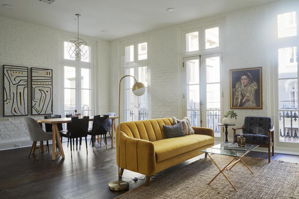 Sonder living room