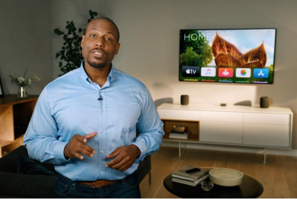 Yah Cason talks about Apple's HomeKit in Apple's WWDC online event.