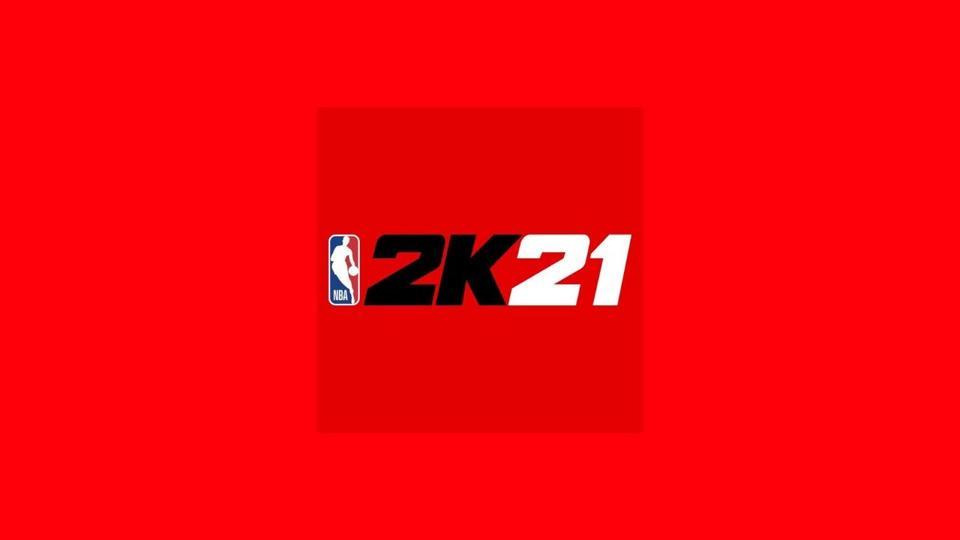 NBA 2K21 logo