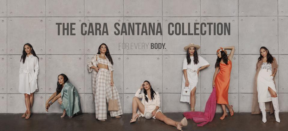 Cara Santana Collection.