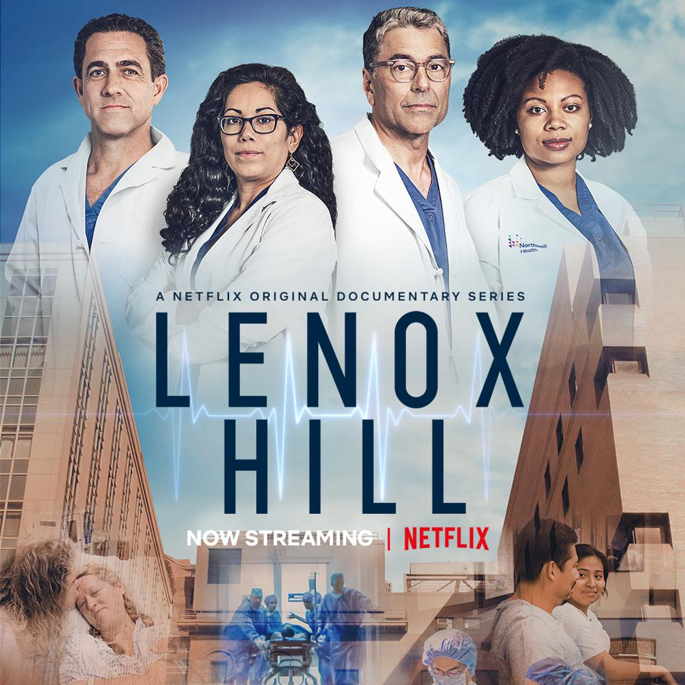 Bonus Episode Of Netflix's 'Lenox Hill' Shows What It's Like For Doctors  During The Covid-19 Pandemic
