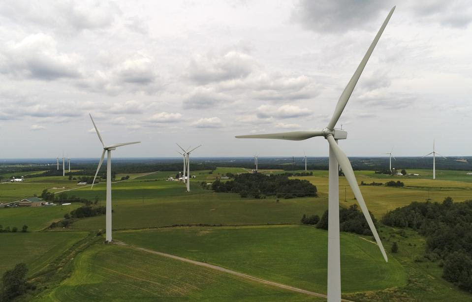 Large-scale renewable energy projects are facing increasing resistance in rural America.