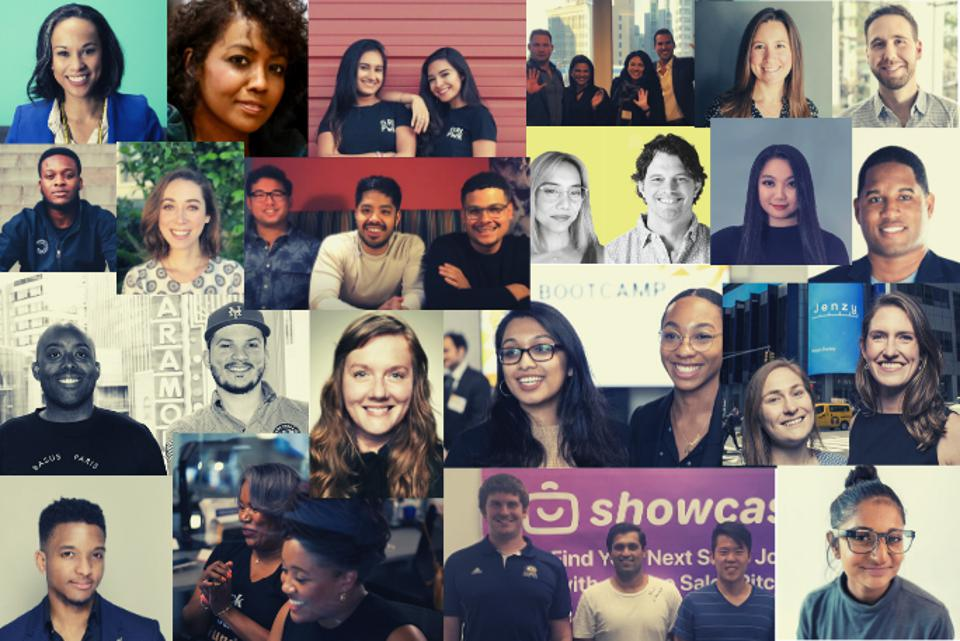 diverse startup founders january ventures