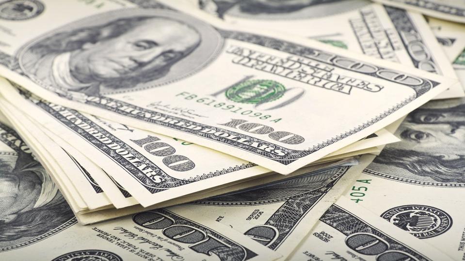 US 100 dollar notes