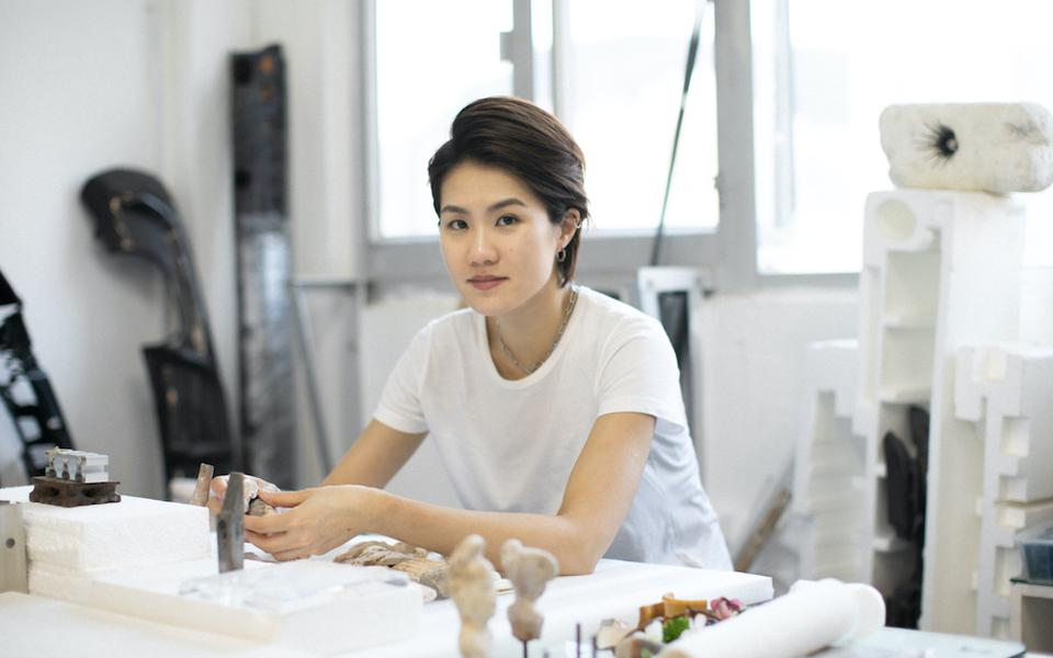Chinese artist Leelee Chan is the ninth BMW Art Journey winner