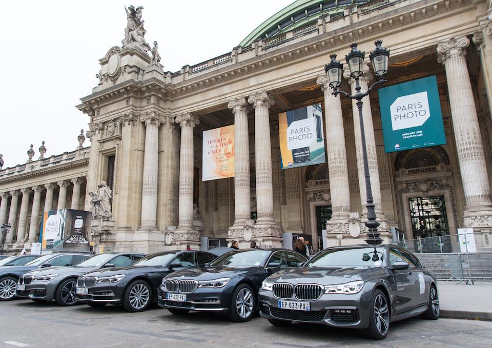 BMW Art & Culture supports many arts organizations including Paris Photo