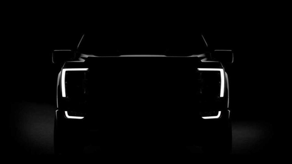2021 Ford F-150 preview image