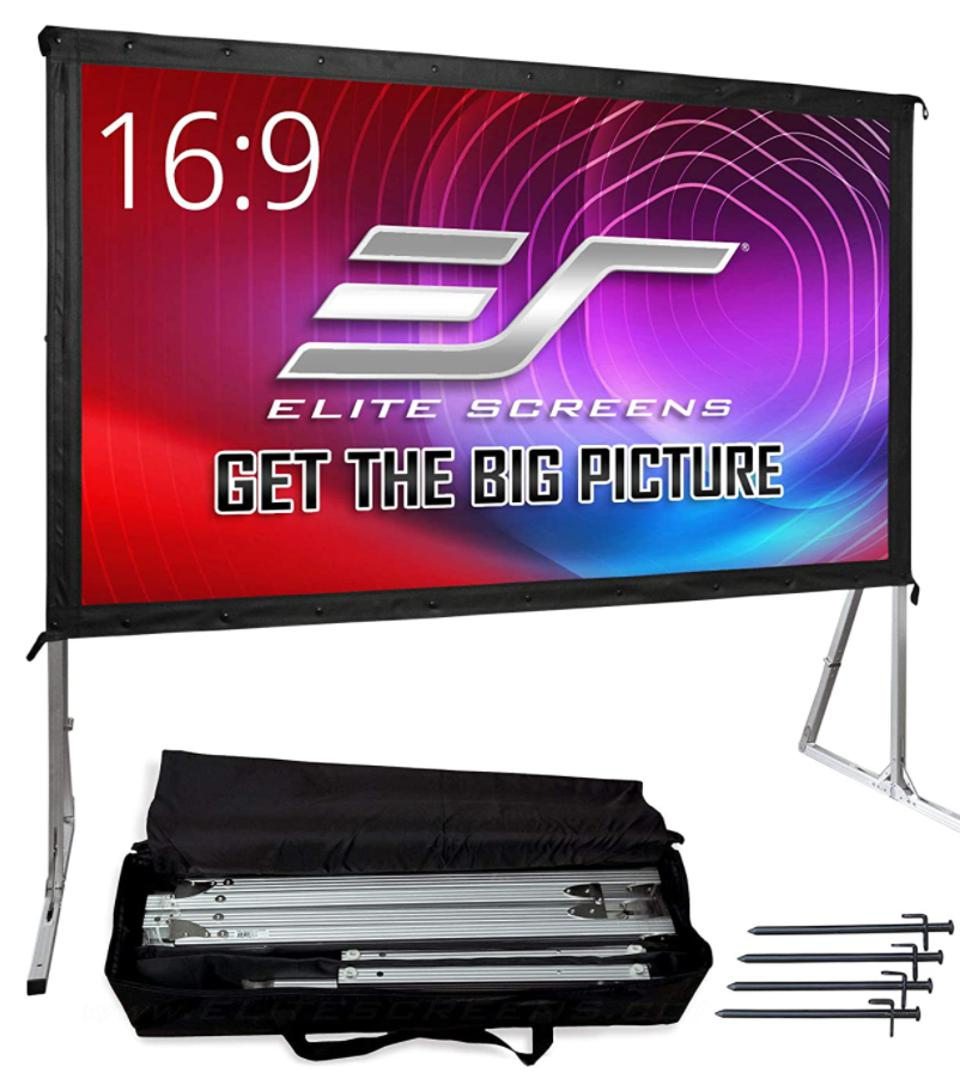 Elite Screens YardMaster Plus