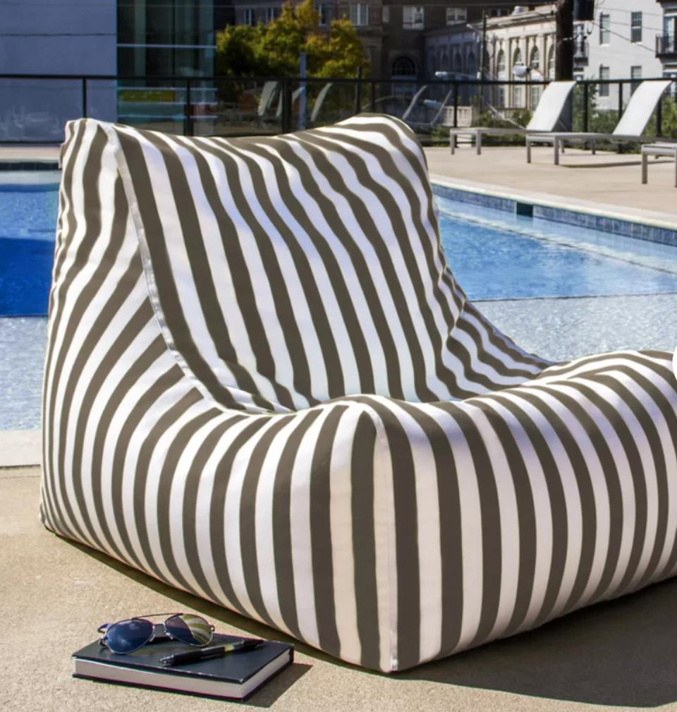 Jaxx Ponce Outdoor Bean Bag Chair & Lounger