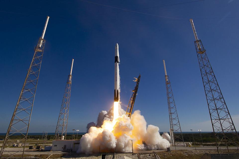 How To Watch Live Friday As SpaceX Launches More Starlink Satellites Then Lands Its Re-Usable Rocket