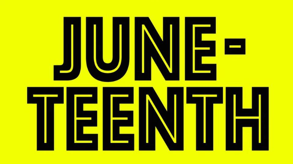 Juneteenth Video Expungement BLM Protest
