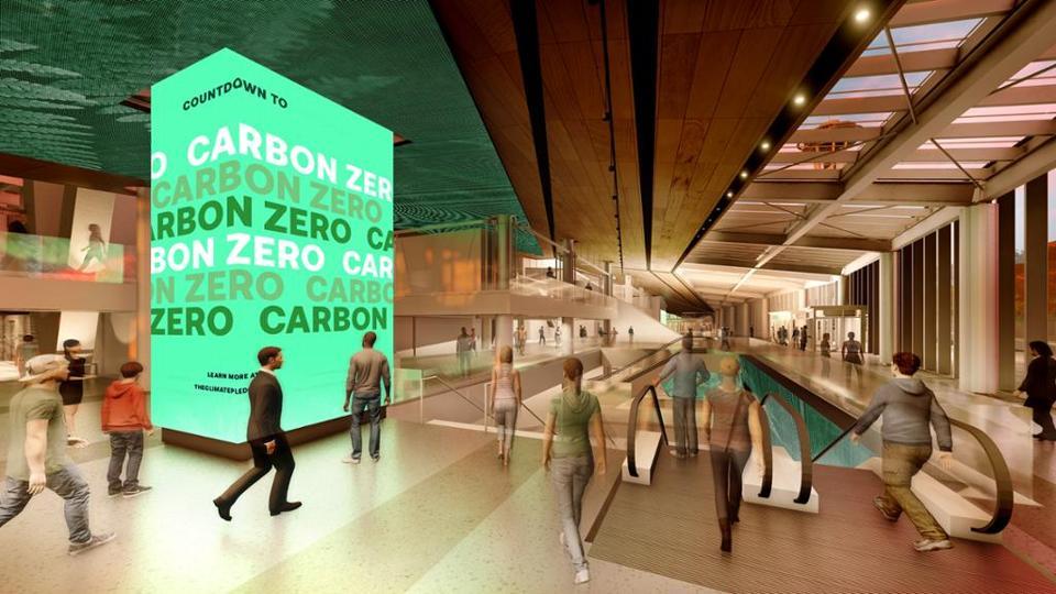 Seattle NHL Climate Amazon