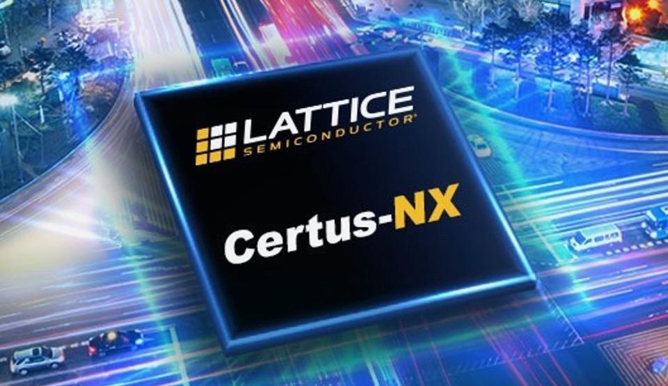 Lattice Semiconductor Certus-NX