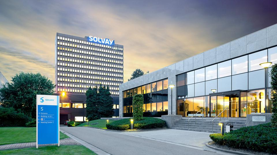 Solvay is an international advanced materials and specialty chemicals company